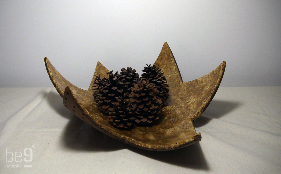 Douglas Fir cone bowl