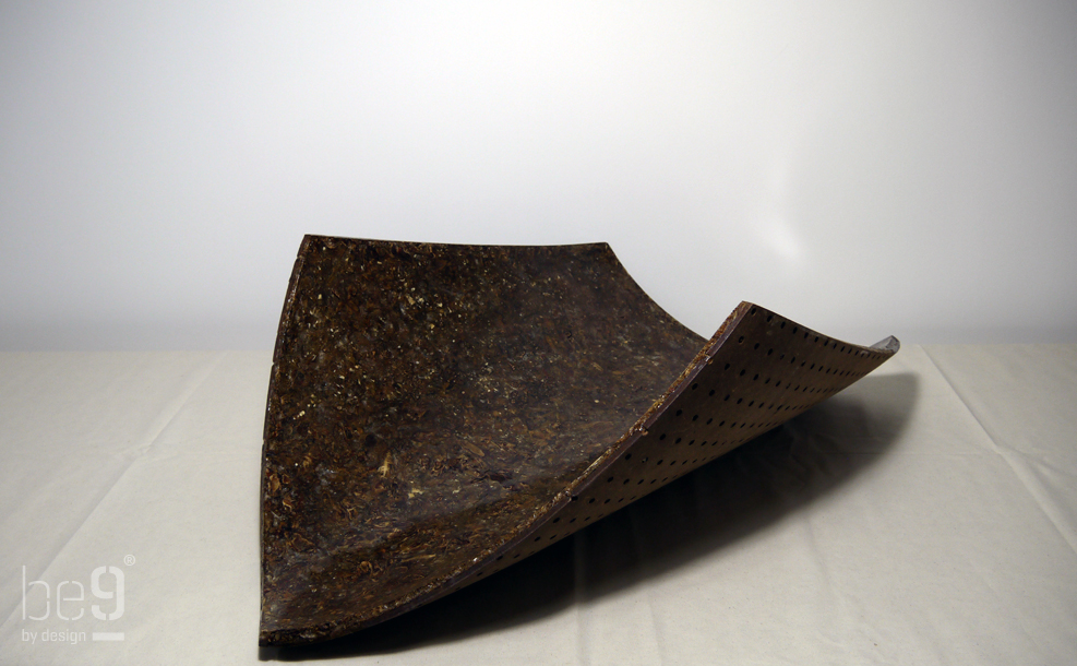 Cone chip bowl