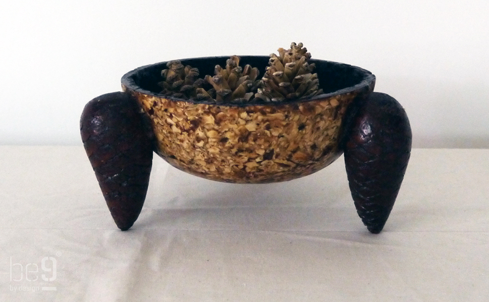 Serb cone chip bowl